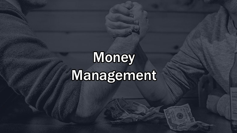 Money management in binary options