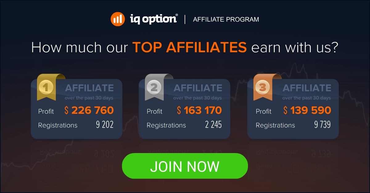 iq option forex affiliate marketing tutorial in english by pegima